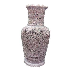 Marble Designer Flower Pot