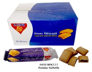 Date Biscuit