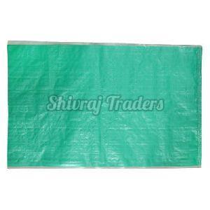 Hdpe Green Plastic Bag