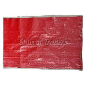 Hdpe Red Plastic Bag