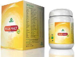 Sugar Free Raja Malt Granules