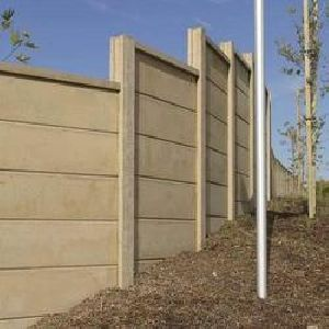readymade boundary wall