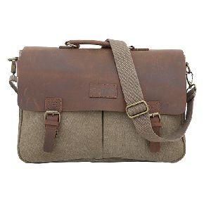 Canvas Briefcase