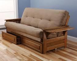 Fancy Wooden Sofa Cum Bed