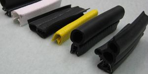 Co-Extruded Rubber Profiles