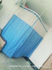 Hospital Icu Curtain With Trick