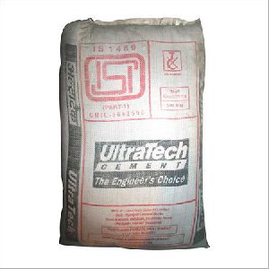White UltraTech Cement