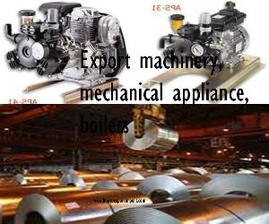 Exporters Of Agricultural Machinery, Farm Equipments, Earth Machinery, Industril Goods, Automobile Parts