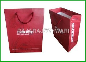 Printed Paper Carry Bags