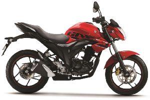 Gixxer Motorcycle
