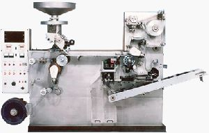 Tablet  Automatic Blister Packaging Machine