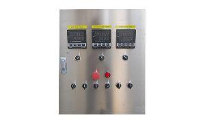 Process Heater Control Panel