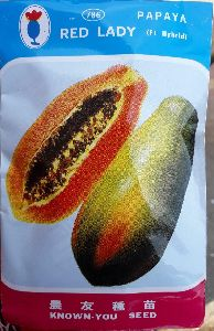 Red Lady F1 Hybrid Papaya Seeds