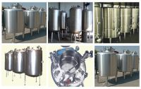Jacketed Reactors Vessels And Storage Tank