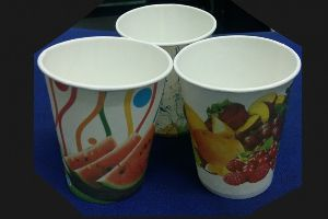 Juice And Shake Paper Cups