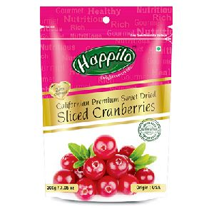 Sliced Cranberries Dried