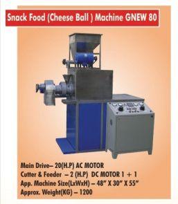 Cheese Ballmachine