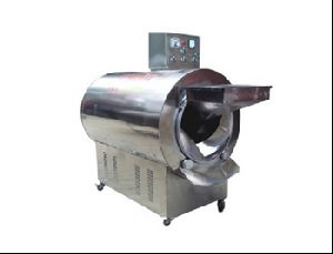 Rotary Roaster Machine