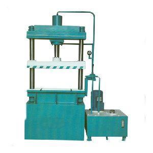 Cold Press Hydraulic Machine