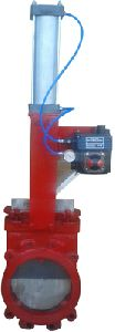 Pneumatic Operated Knife Gate Valve
