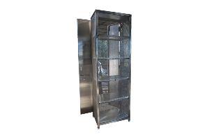 Laboratory Ss Cabinet