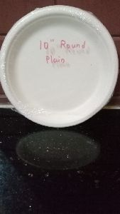 10 Inch Biodegradable Plates