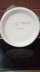 12 Inch Biodegradable Plates