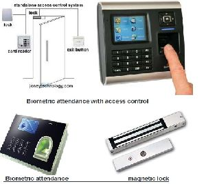 Biometric Attendance Machine in West Bengal - Manufacturers and