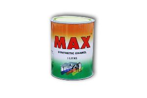 Max Synthetic Enamel Paint
