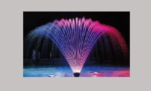 Finger Jet Nozzle Fountain