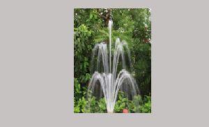 Multijet Nozzle Fountain