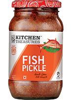 Kitchen Treasures Fish Pickle