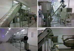 Extruded Snacks Processing Line