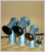 Y-t Conical Strainer