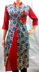 Soft Cotton Designer Kurtis Collections Are Incredible Designs Which Are Not At All Common