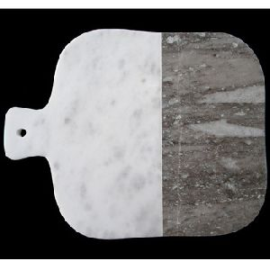 Marble And Grey Marble Cutting Board