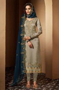 Casual Wear Designer Georgette Salwar Suit