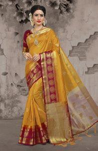 Traditional Look Festival Wear Designer Saree