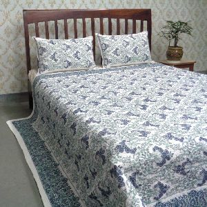 Indian Quilted Bedspread