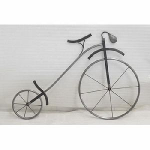 Industrial Wall Hanging Cycle Decorative