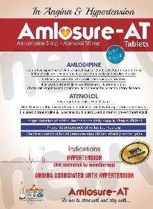 Amlosure-AT Tablets