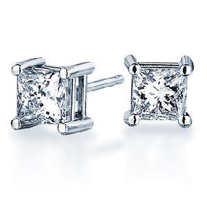 Princess Cut Diamonds Loose