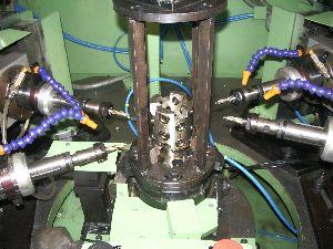 Special Purpose Index Type Drilling Machine