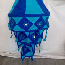 Specially Designed For Chritsmas Decorationindian Decorative Handcrafted Fabric Lamp Shade