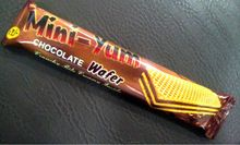 Chocolate Wafer Bar Biscuit