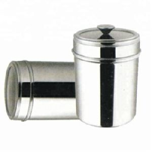 Stainless Steel Canister Dinnerware Sets