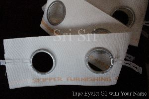 Eyelet Curtain Tape