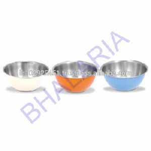 Mixing Bowl Powder Coated