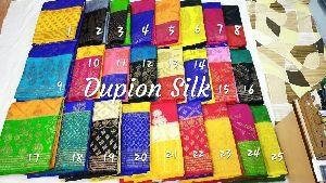 Dupion Silk Saree
