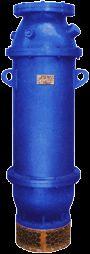 Submersible Polder Pumps